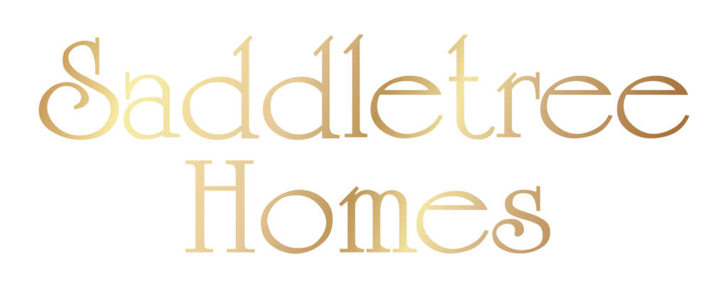 saddletree-homes-customer-home-building-logo-words-gradient